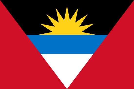 アンティグア・バーブーダ国旗