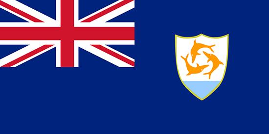 アングィラ国旗