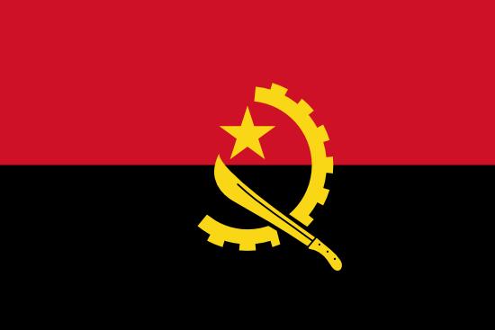 アンゴラ国旗