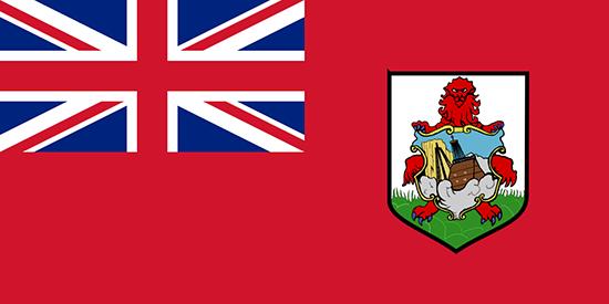 バミューダ諸島国旗