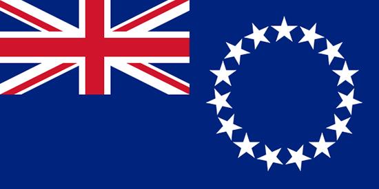 クック諸島国旗