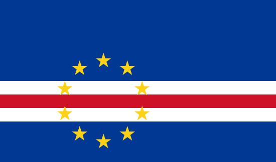カーボベルデ国旗
