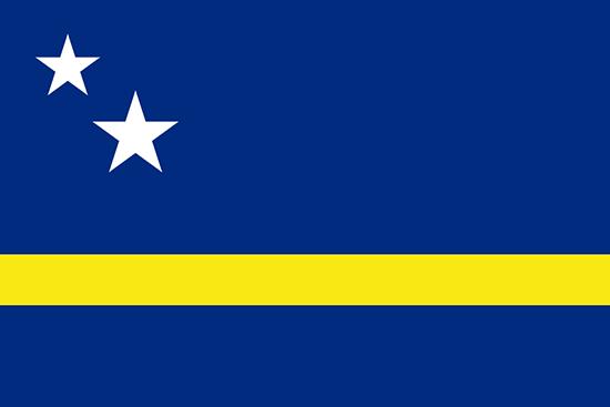キュラソー島国旗
