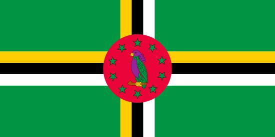 ドミニカ国旗