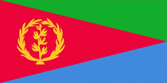 エリトリア国旗