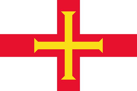 ガーンジー国旗
