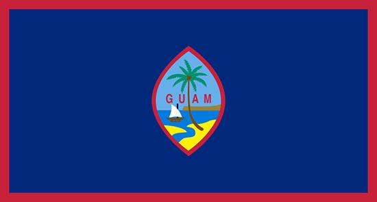グアム国旗