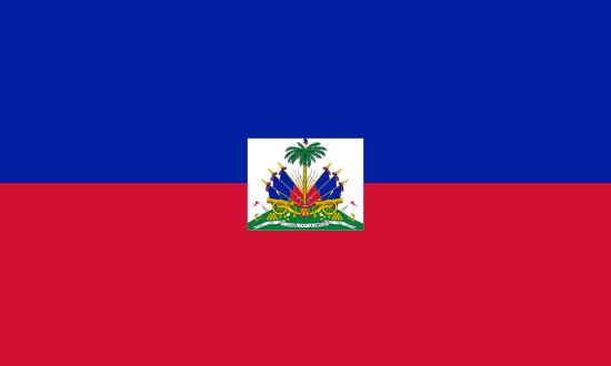 ハイチ国旗