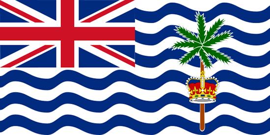 英領インド洋地域国旗