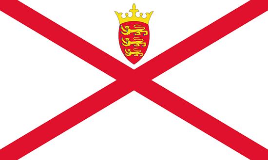 ジャージー国旗