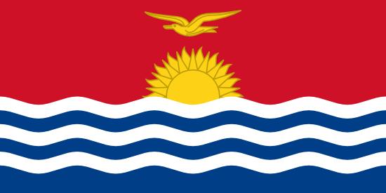 キリバス国旗