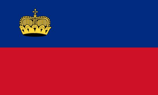 リヒテンシュタイン国旗