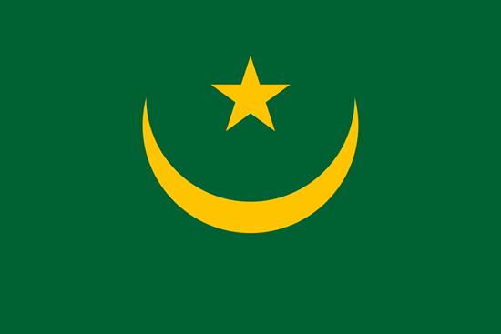 モーリタニア国旗