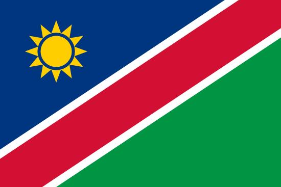 ナミビア国旗