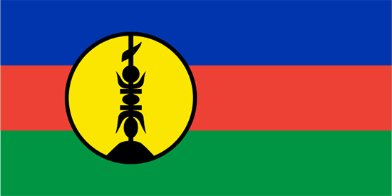 ニューカレドニア国旗