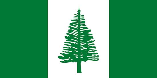 ノーフォーク島国旗