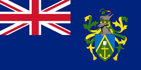 ピトケアン諸島国旗