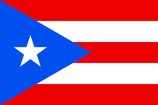 プエルトリコ国旗