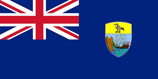 セントヘレナ国旗