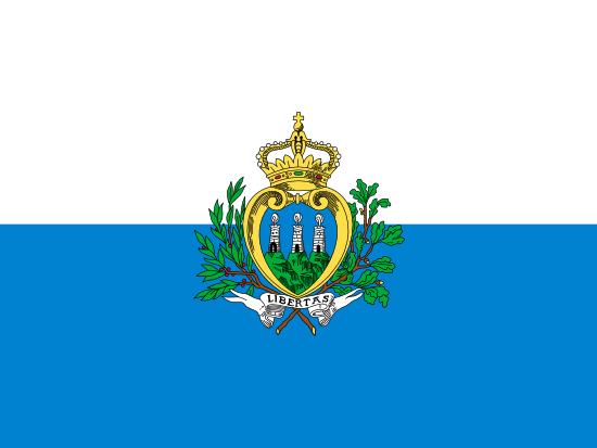 サンマリノ国旗