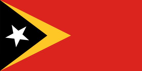 東ティモール国旗