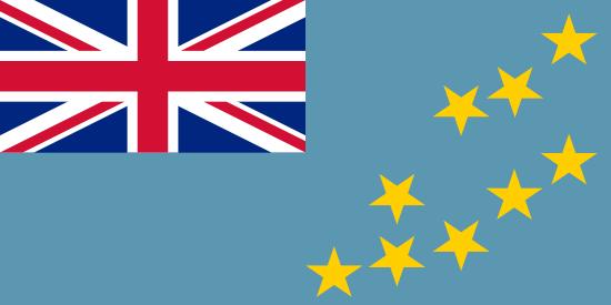 ツバル国旗