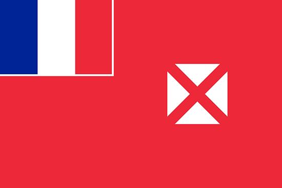 ワリス・フテュナ諸島国旗