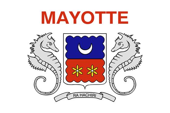 マイヨット島国旗